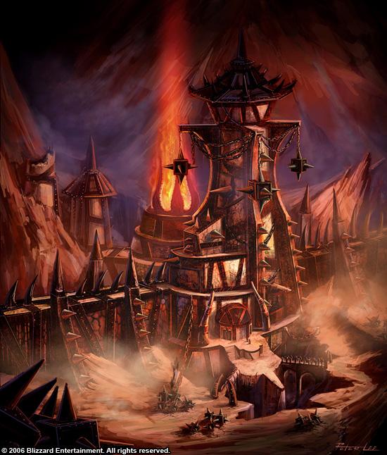 Hellfire Ramparts Entrance Lvl