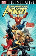 Mighty Avengers Vol 1 1