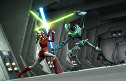 Ahsoka vs Grievous