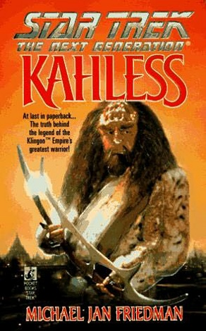 Kahless novel