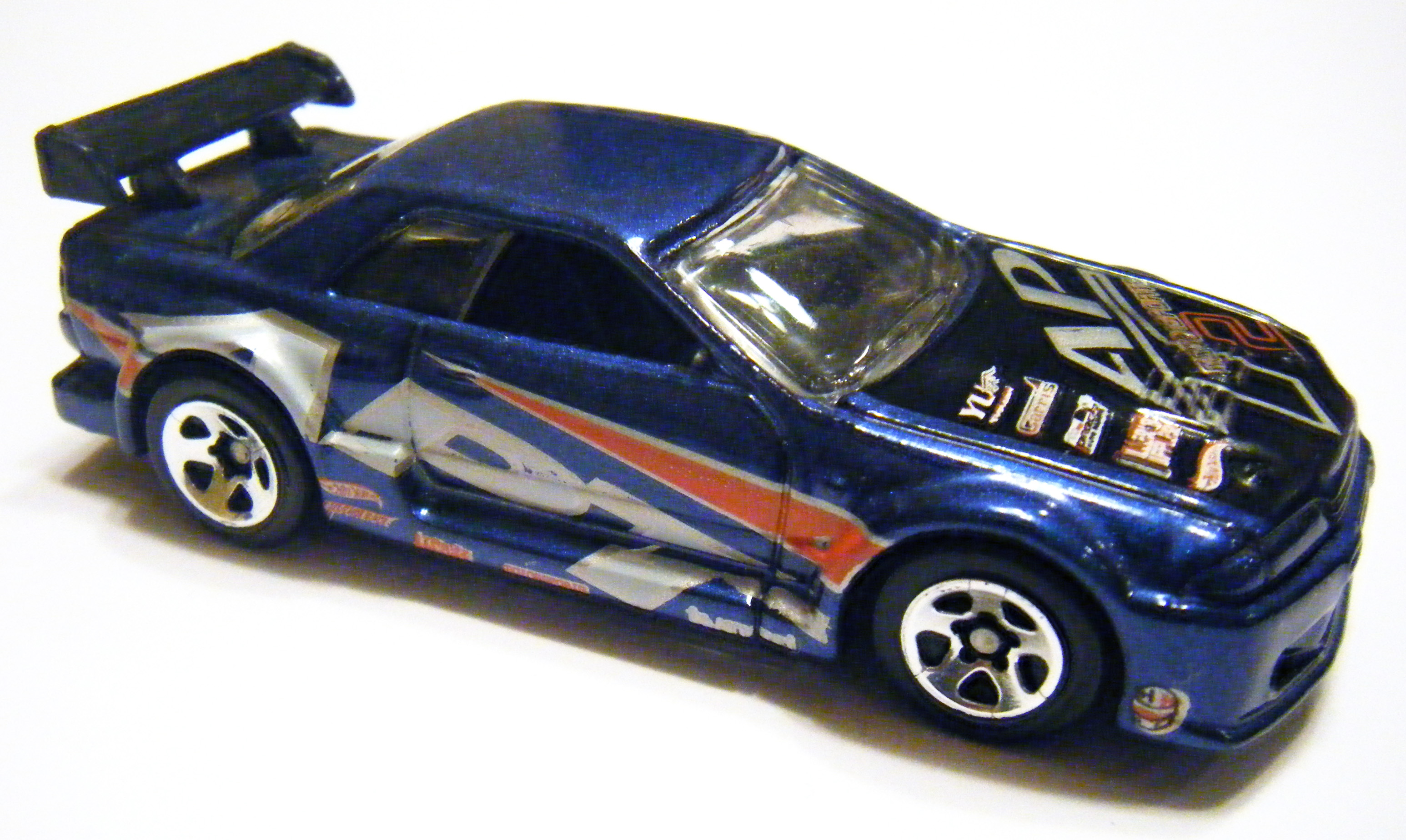 2002 Hot Wheels, Alec Tam,