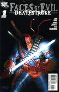 Faces of Evil Deathstroke 1