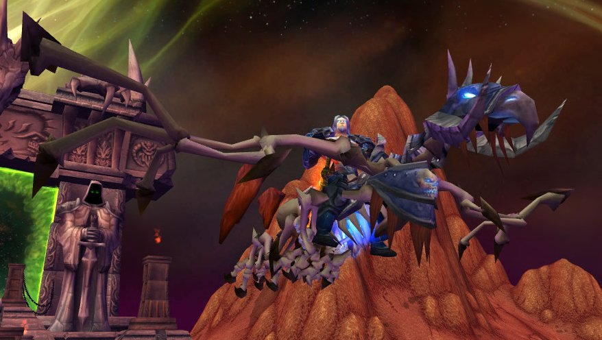 winged steed of the ebon blade how to get