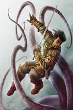 Aerialist rogue - Jason A. Engle