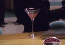 Klingon Martini, In the flesh