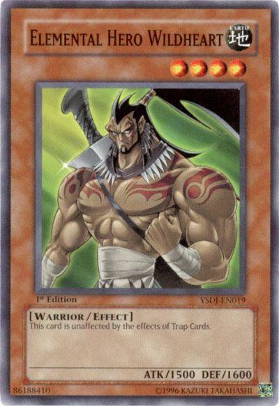 Pelea Contra Jaden ElementalHeroWildheart