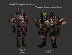 Death Knight Tier Sets