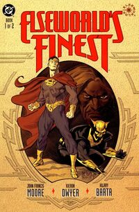 Elseworld&#39;s Finest Vol 1 1