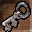 Sturdy Iron Key Icon