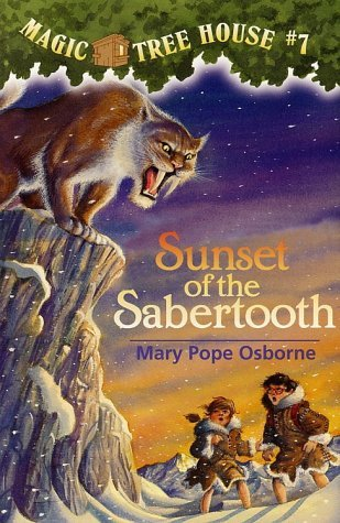 magic tree house sabertooth book report At the end of the book jack and annie were being chased by a sabertooth tiger until the animal sorcerer came to magic tree house: sunset of the sabertooth by.