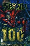 Spawn Vol 1 100A
