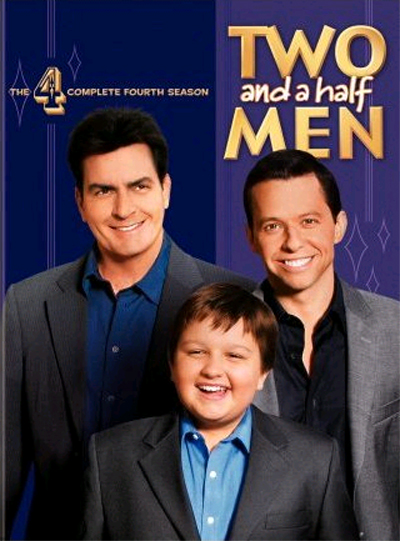 Two and a half Men season 4 [DvdFull]