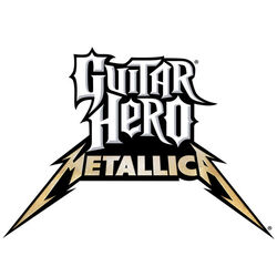 Guitar Hero Metallica - Logo fullsize