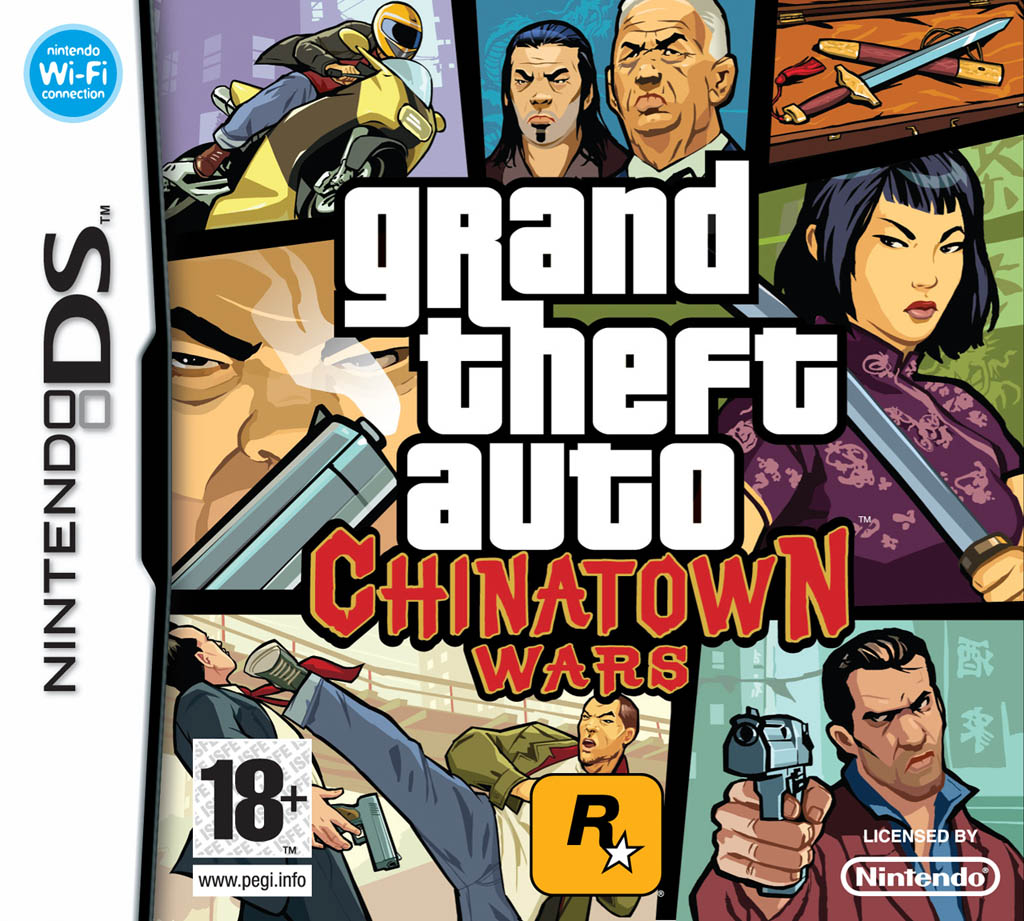 Grand Theft Auto: Chinatown Wars - Grand Theft Auto Encyclopedia - GTA
