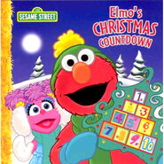 Elmo&#39;s Christmas Countdown (2008 book)