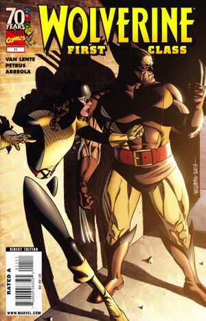 Wolverine - First Class Vol 1 11