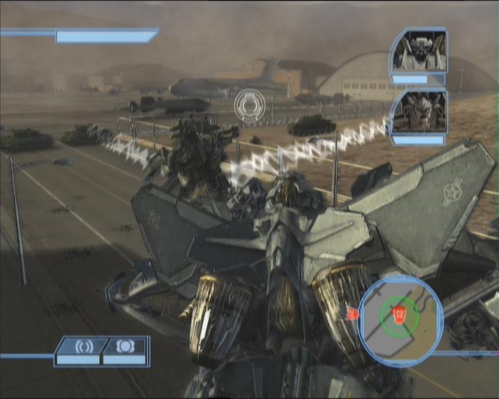 Transformers Brawl Tank