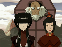 Mai and Azula
