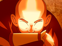 Pilot Avatar Aang