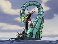 Unagi vs. Serpent - Na...