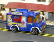 2009 Ice Cream Truck