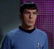 Spock, 2268