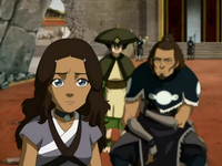 Katara in the Invasion