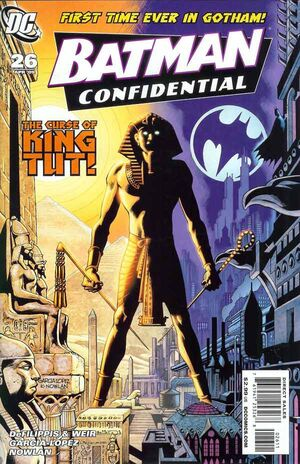 Cover for Batman Confidential #26 (2009)