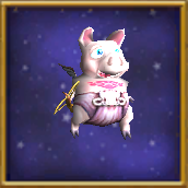 Valentine Pig