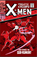 X-Men Vol 1 41