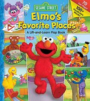 Elmo's Favorite Places