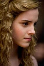 Hermione closeup HBP