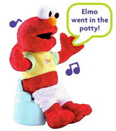 Potty elmo 2