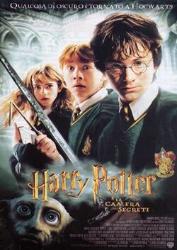 Harry Potter e la Camera dei Segreti film poster