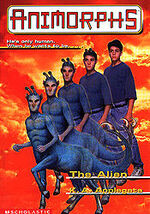 The Alien cover