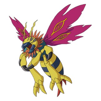 P.O Digimon. Flymon