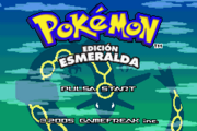 Pokmon Esmeralda