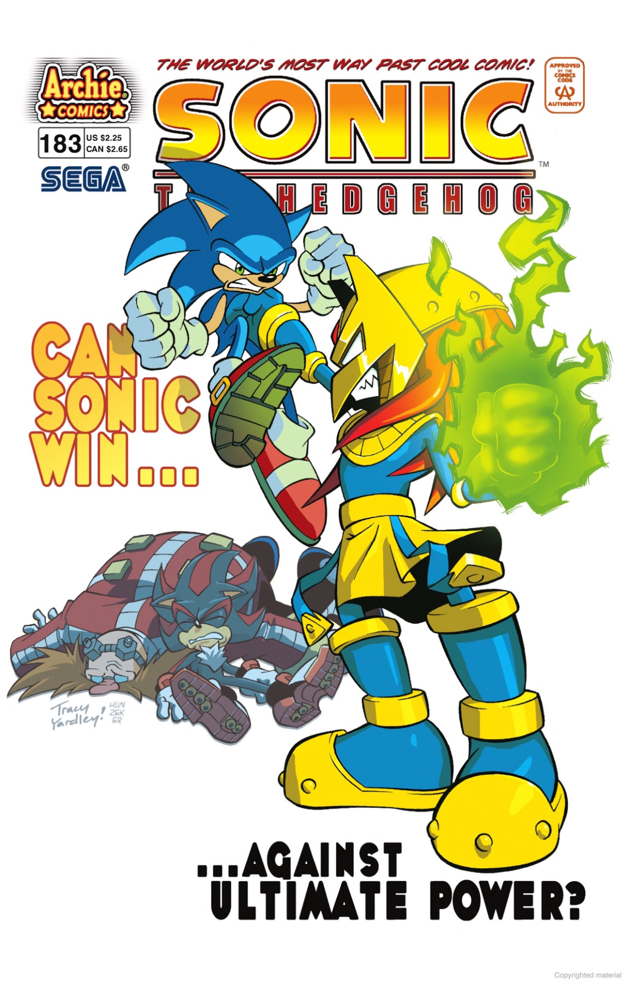 Sonic 183