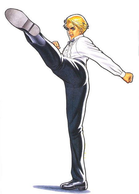 King - SNK Wiki - King of Fighters, Samurai Shodown, Neo-Geo and other