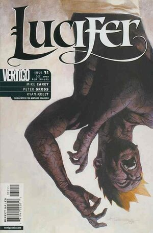 Cover for Lucifer #31