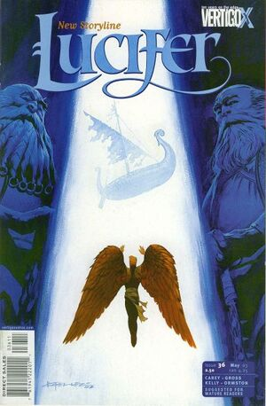 Cover for Lucifer #36