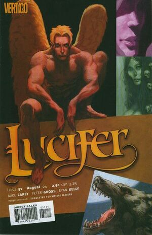 Cover for Lucifer #51