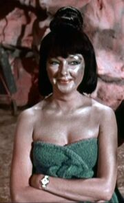 Jeannie Malone, Season 3 make-up test