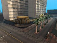 Suite del hotel en Old Venturas Strip