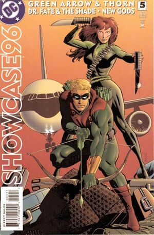 Cover for Showcase &#39;96 #5