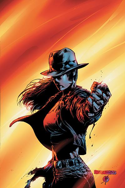 Renee Montoya Batman Comics the Question 