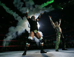 D-generation x pyro
