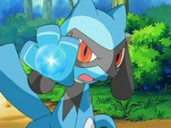 EP540 Riolu formando Esfera aural