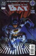 Batman Shadow of the Bat Vol 1 0
