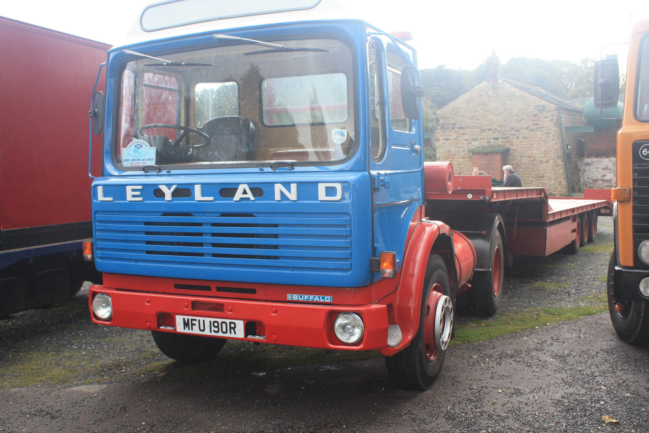 Leyland Motors Ltd - Tractor & Construction Plant Wiki ...